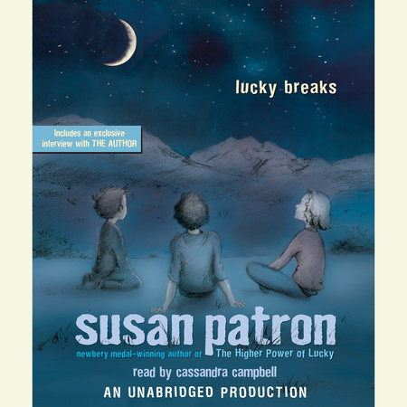 Lucky Breaks by Susan Patron