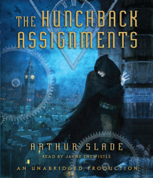 The Hunchback Assignments Cover