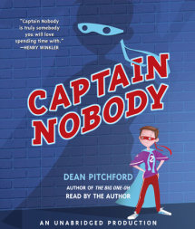 Captain Nobody Cover