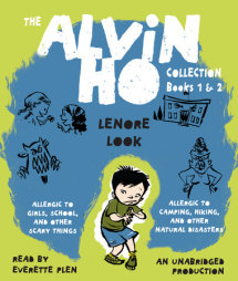 Alvin Ho Collection: Books 1 and 2 Cover