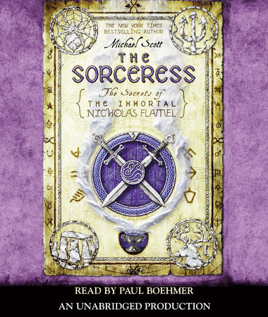 The Sorceress by