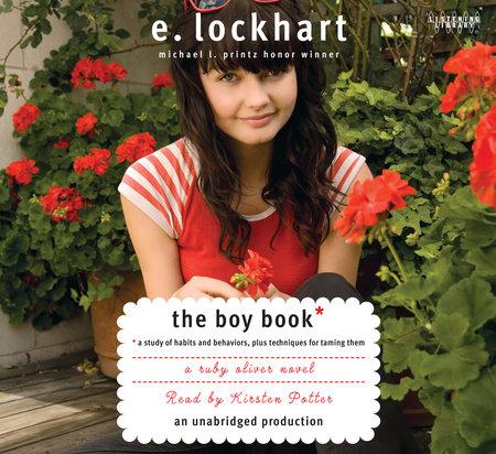 The Boy Book by E. Lockhart