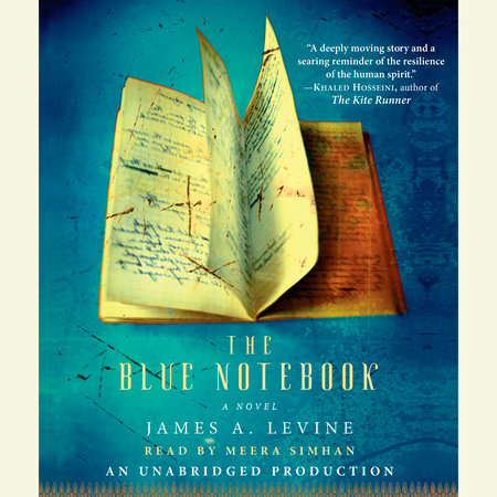 The Blue Notebook by