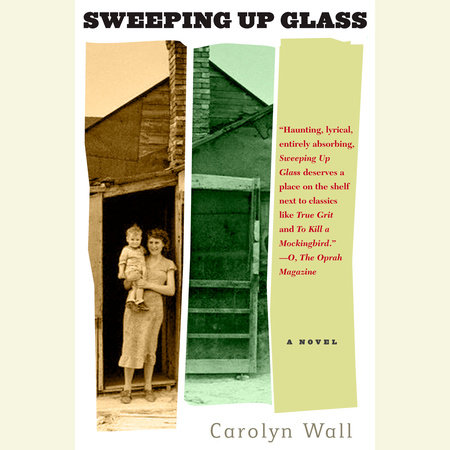 Sweeping Up Glass by Carolyn Wall