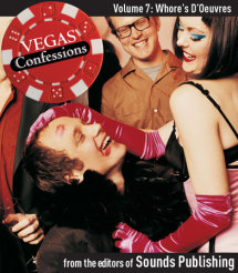 Vegas Confessions 7: Whore's D'Oeuvres Cover