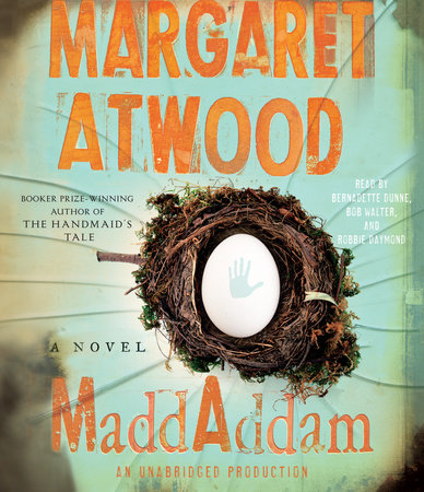 MaddAddam by
