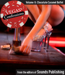 Vegas Confessions 8: Chocolate Caramel Buffet Cover