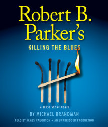 Robert B. Parker's Killing the Blues Cover