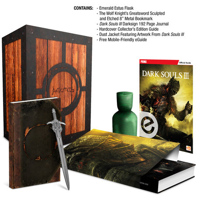 Dark Souls III Estus Flask Edition