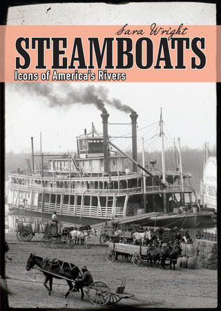 Steamboats by Sara Wright
