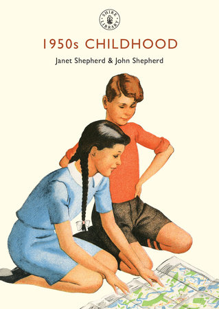 1950s Childhood by Janet Shepherd