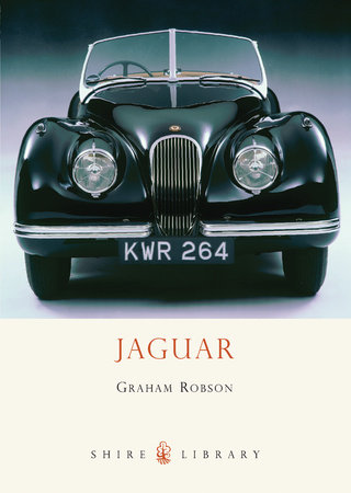 Jaguar by Graham Robson
