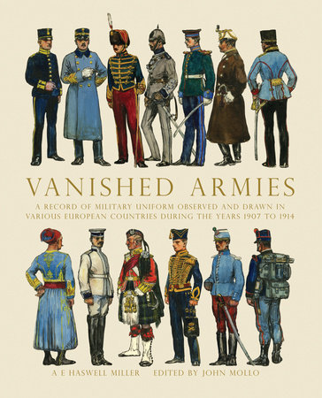 Vanished Armies by AE Miller