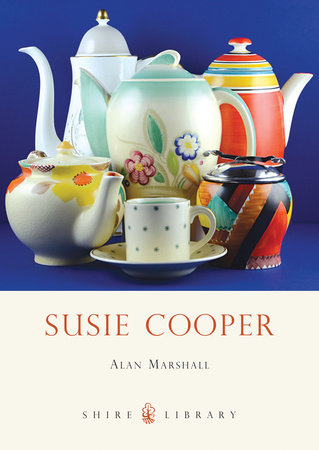 Susie Cooper by Alan Marshall