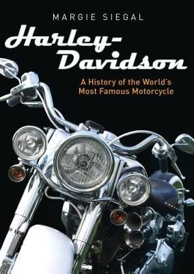 Harley-Davidson by Margie Siegal