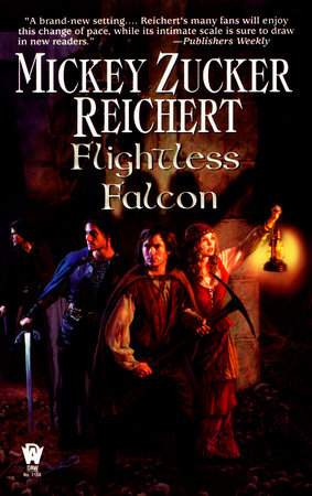 The Flightless Falcon