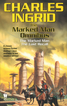 The Marked Man Omnibus