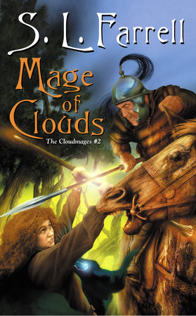 Mage of Clouds (The Cloudmages #2)