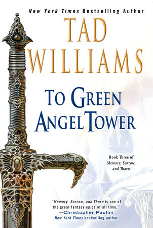 To Green Angel Tower