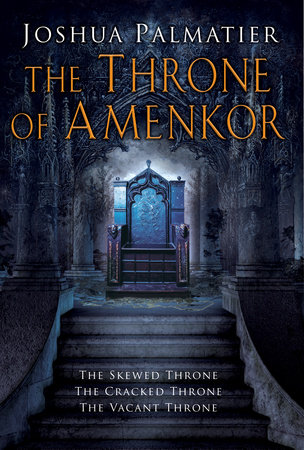 The Throne of Amenkor