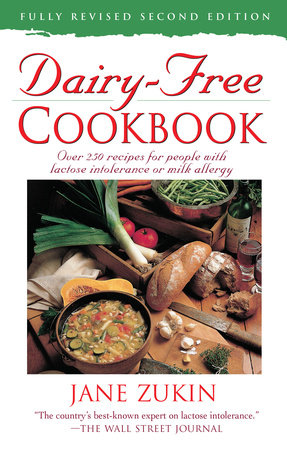 Dairy-Free Cookbook by