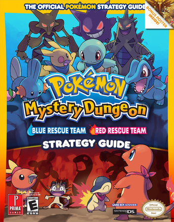 Pokemon Mystery Dungeon by Prima Games