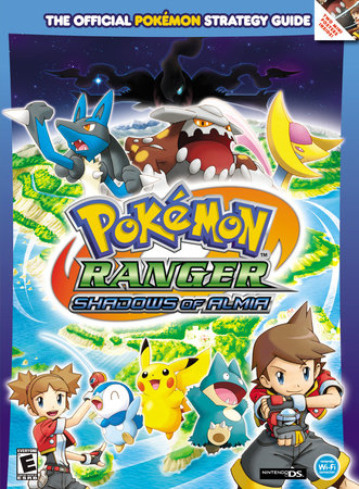 Pokemon Ranger: Shadows of Almia by Prima Games
