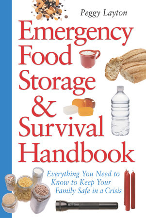 Emergency Food Storage & Survival Handbook by