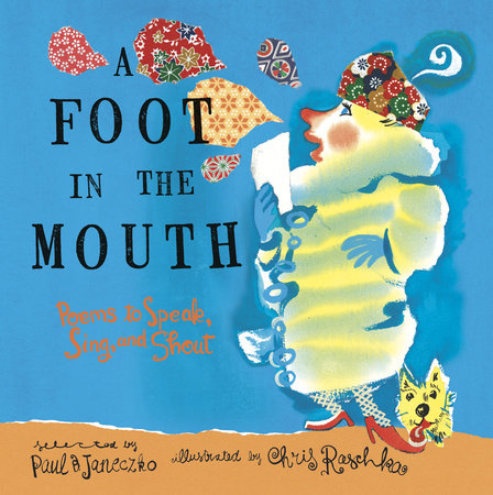 A Foot in the Mouth by