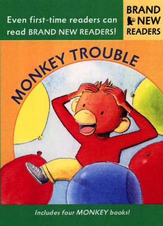 Monkey Trouble by David Martin
