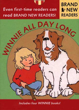 Winnie All Day Long by Leda Schubert