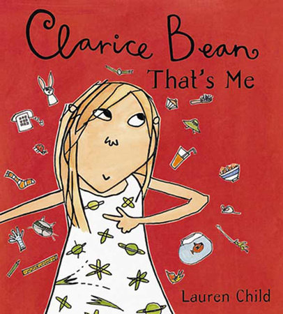 Clarice Bean, That's Me by