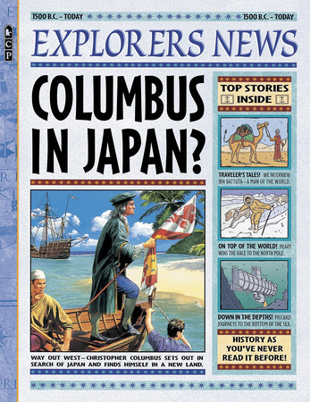 History News: Explorers News