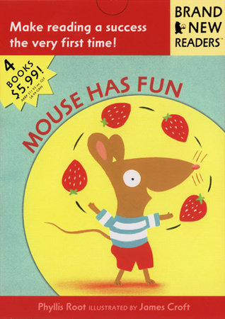 Mouse Has Fun by
