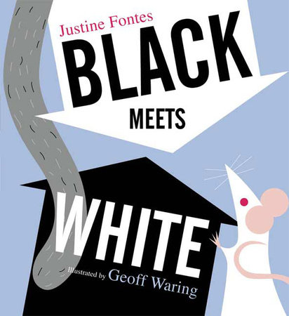 Black Meets White by Justine Fontes