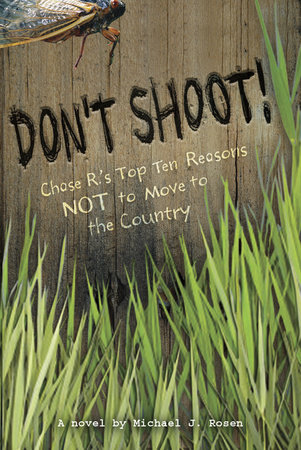 Don't Shoot! by