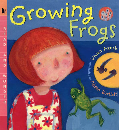 Growing Frogs Big Book by Vivian French