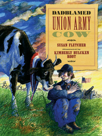 Dadblamed Union Army Cow by