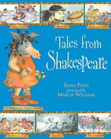 Tales from Shakespeare by