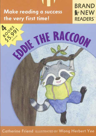 Eddie the Raccoon by