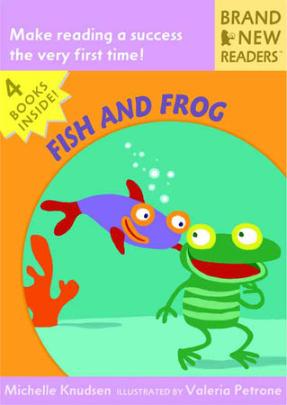 Fish and Frog by