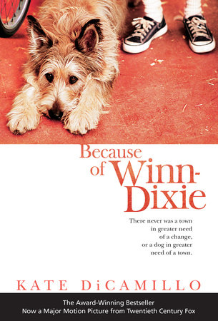 Because of Winn-Dixie: Movie Tie-In by