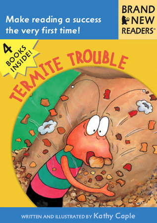 Termite Trouble by Kathy Caple