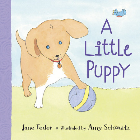 A Little Puppy by Jane Feder