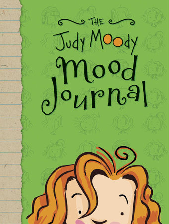 The Judy Moody Mood Journal by Megan McDonald