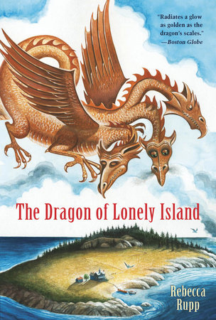 The Dragon of Lonely Island by