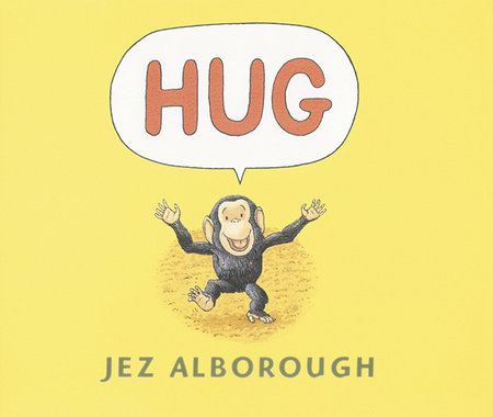 Hug Lap-Size Board Book by