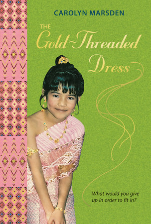 The Gold-Threaded Dress by