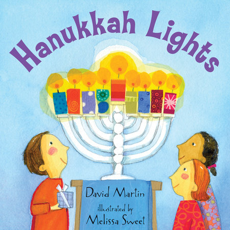 Hanukkah Lights by