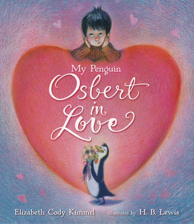 My Penguin Osbert in Love by